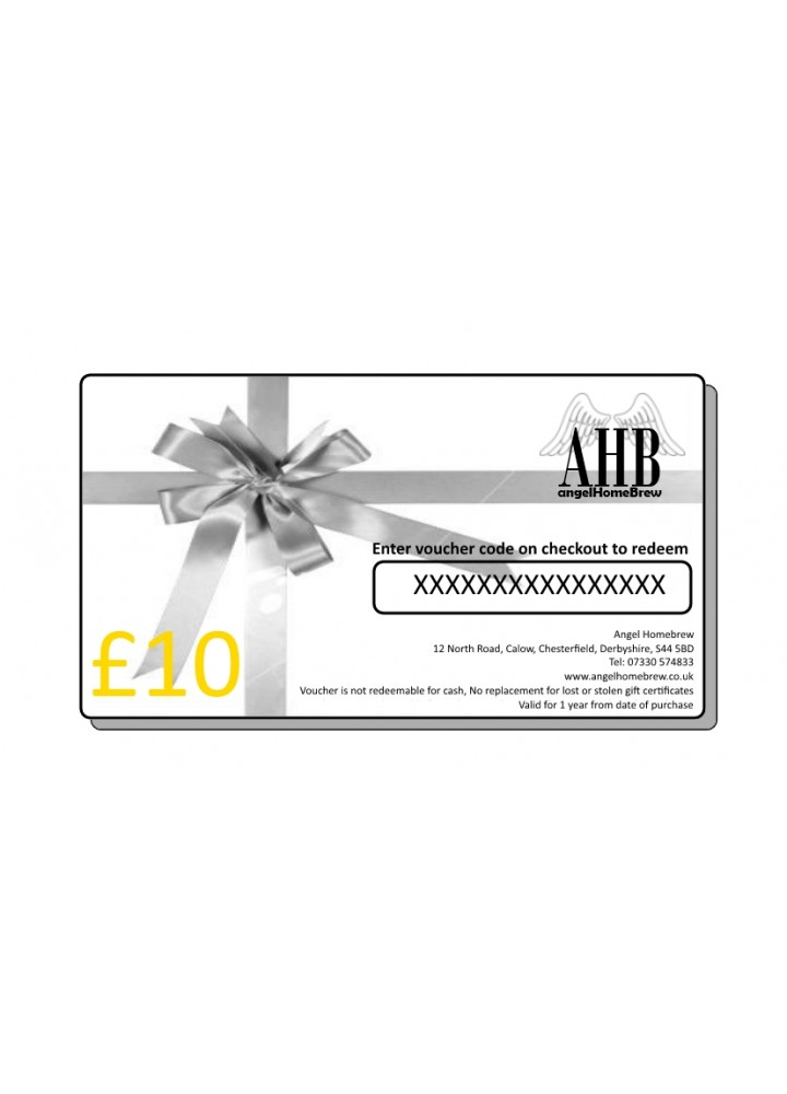 £10 Angel Homebrew Voucher