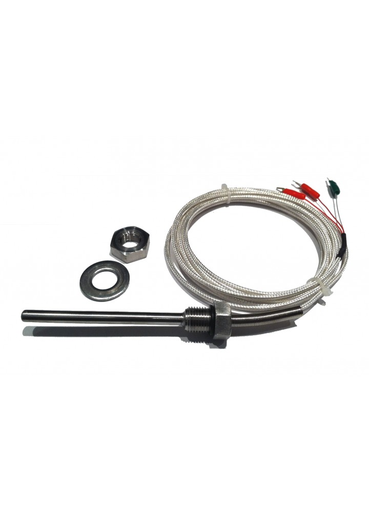 PT100 Temperature Probe (80mm)