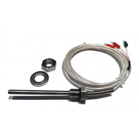 PT100 Sonda de temperatura (80mm)