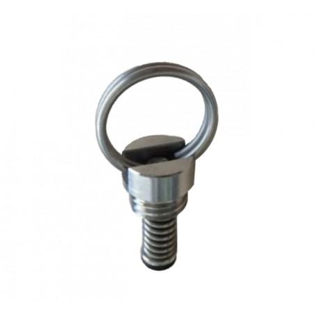 Válvula de Alívio de Pressão SS (Bola Bloqueio Cornelius Keg)