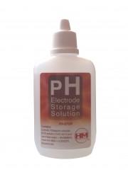 Solution de stockage pour électrode de pH