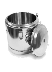 12 L thermos d'acier inoxydable Pot