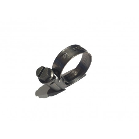 Cheio Clipes de aço inoxidável Mangueira (10-16 mm)