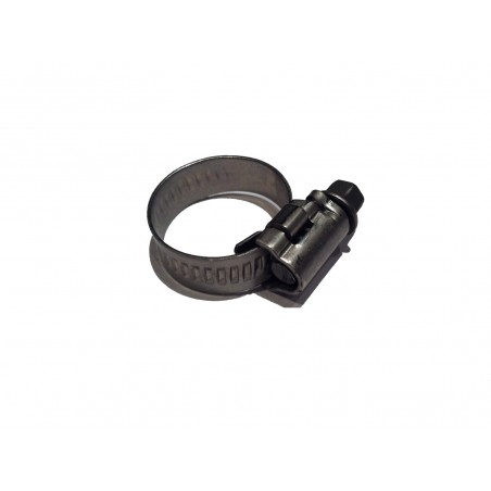 Full Stainless Steel Hose Clips (10-16 mm)