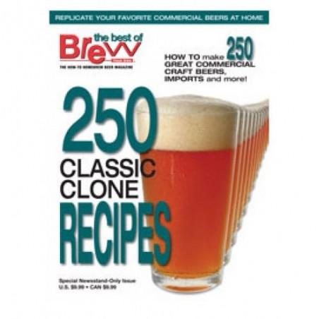 Clonar 250 receitas clássicas