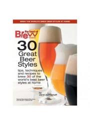 30 Grandes estilos de cerveza