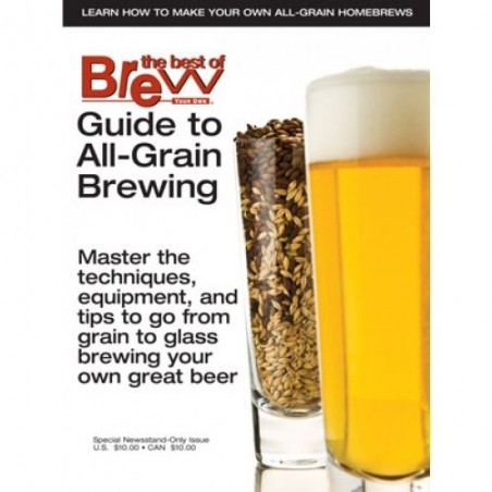 Leitfaden für alle-Grain Brau