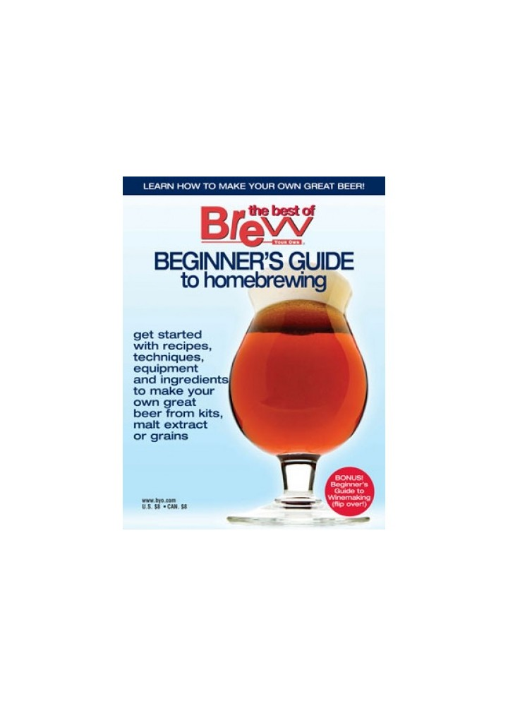 Beginners Guide to Homebrewing und Weinbau
