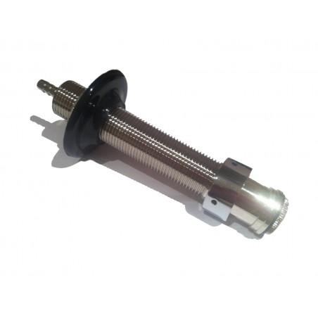 152mm tige du robinet avec le mamelon soudé