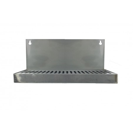 "12"" x 7"" Stainless Steel Drip Tray"