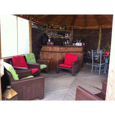 Tiki Bar Plans