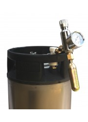 Mini Corny Keg 16g CO2 Regler Kit