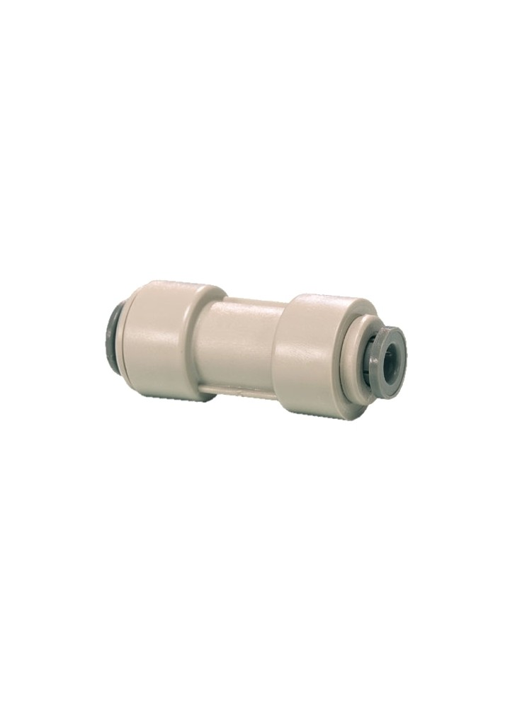"""JG 3/8"""" - 5/16"""" Reducing Straight Connector"""
