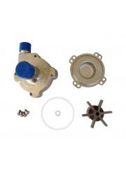Chugger Pump Centre Inlet Stainless Steel Pump Head (SSPH-CI)