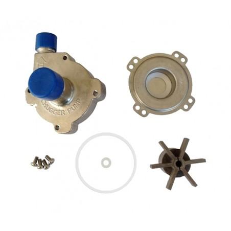 Chugger Pump Center Einlass Edelstahl Pumpenkopf (SSPH-CI)