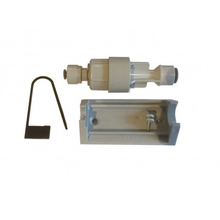 """3/8"""" x 3/16"""" Flow Controller with Bracket"""