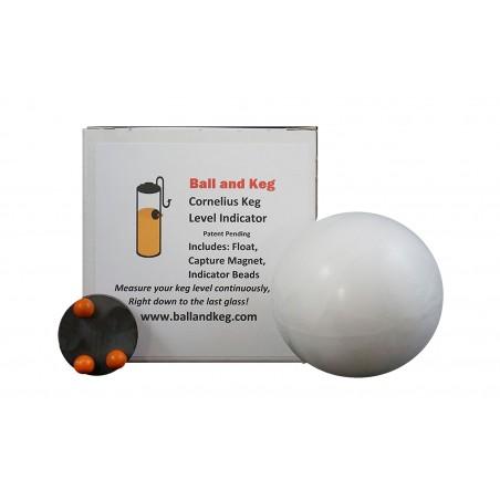 Ball und Keg-Full Kit