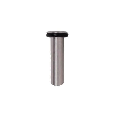 Tube en acier inoxydable trempé tube-court / gaz