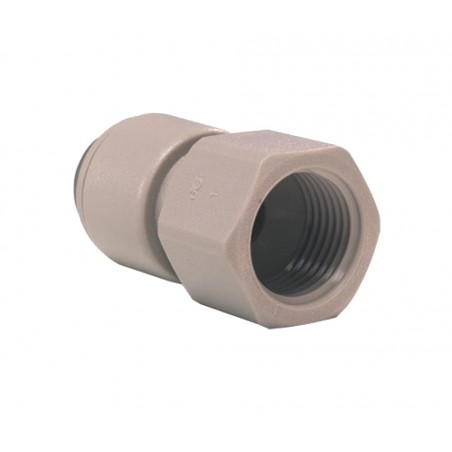 "JG 3/8"" to 1/4"" NPT Female Adaptor"