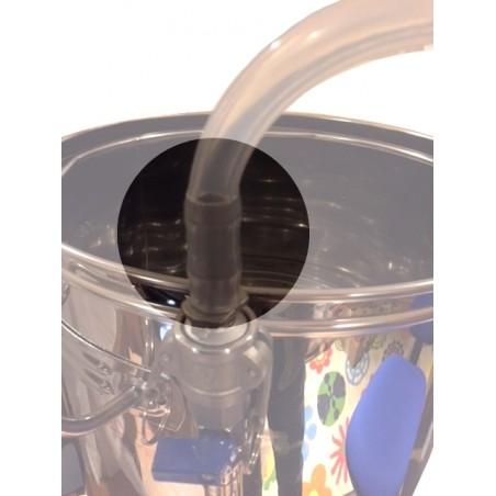 """3/8"""" Platinum Cured Silicone Tubing Per Meter"""