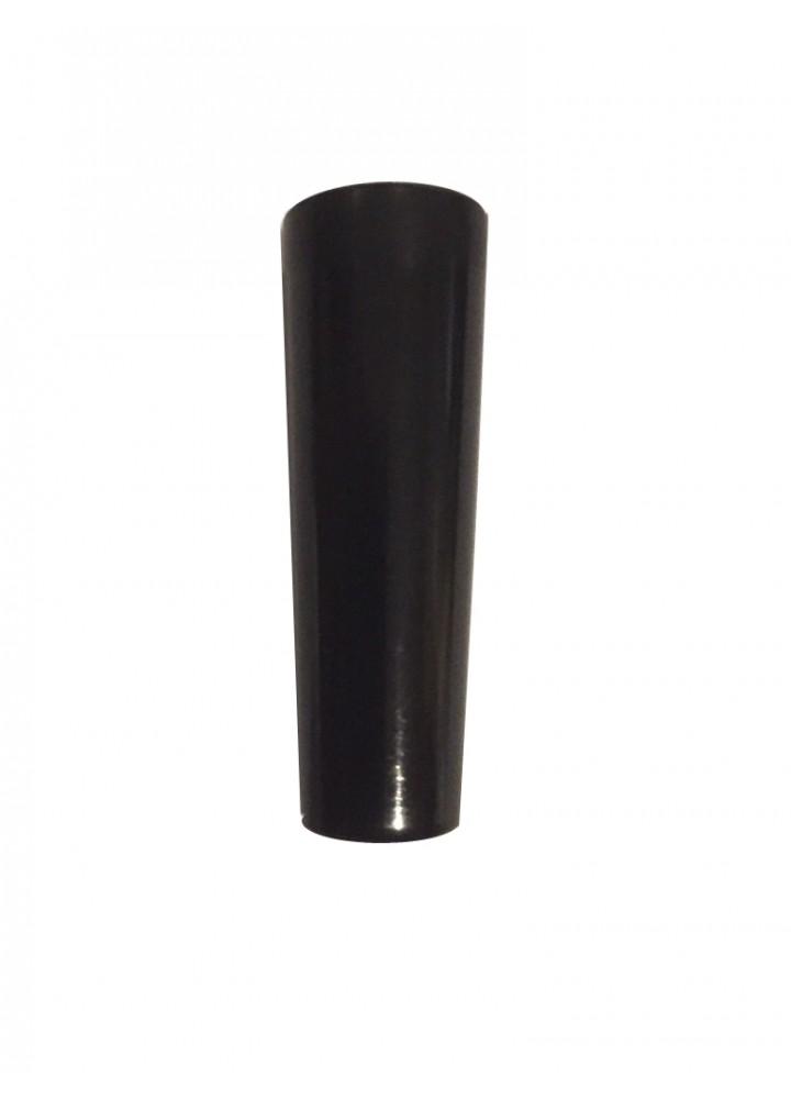 Griff aus plastischem Wasserhahn - hohe konische Form