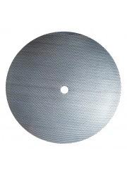 40cm em aço inoxidável cúpula fundo falso