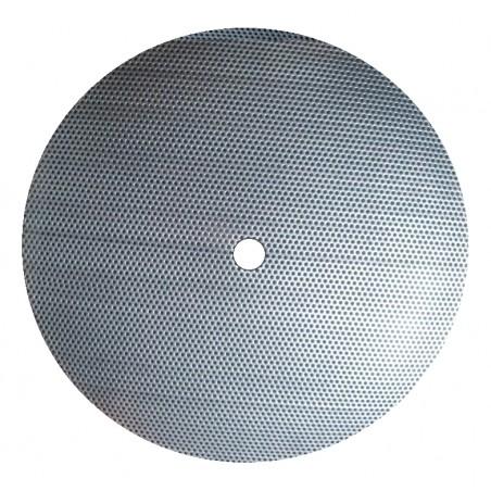 40cm en acier inoxydable en forme de dôme faux fond