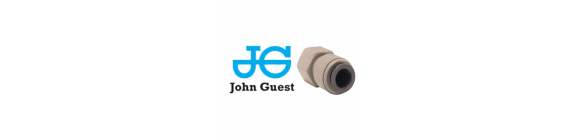 John Guest schieben fit Fittings