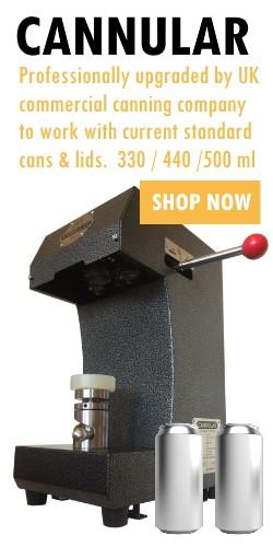 Cannular Canning Machine